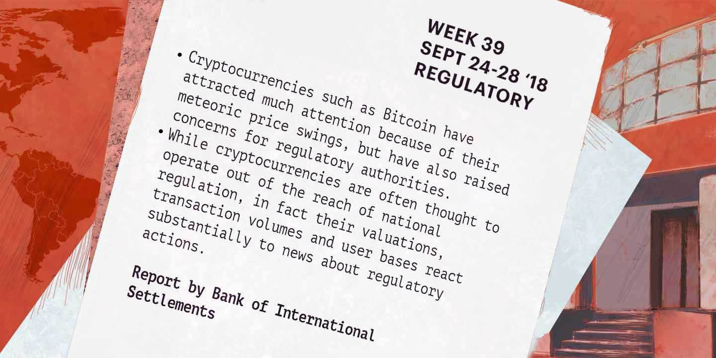 Regulators Still On Rounds to Control and Regulate ICOs and Crypto Trading
