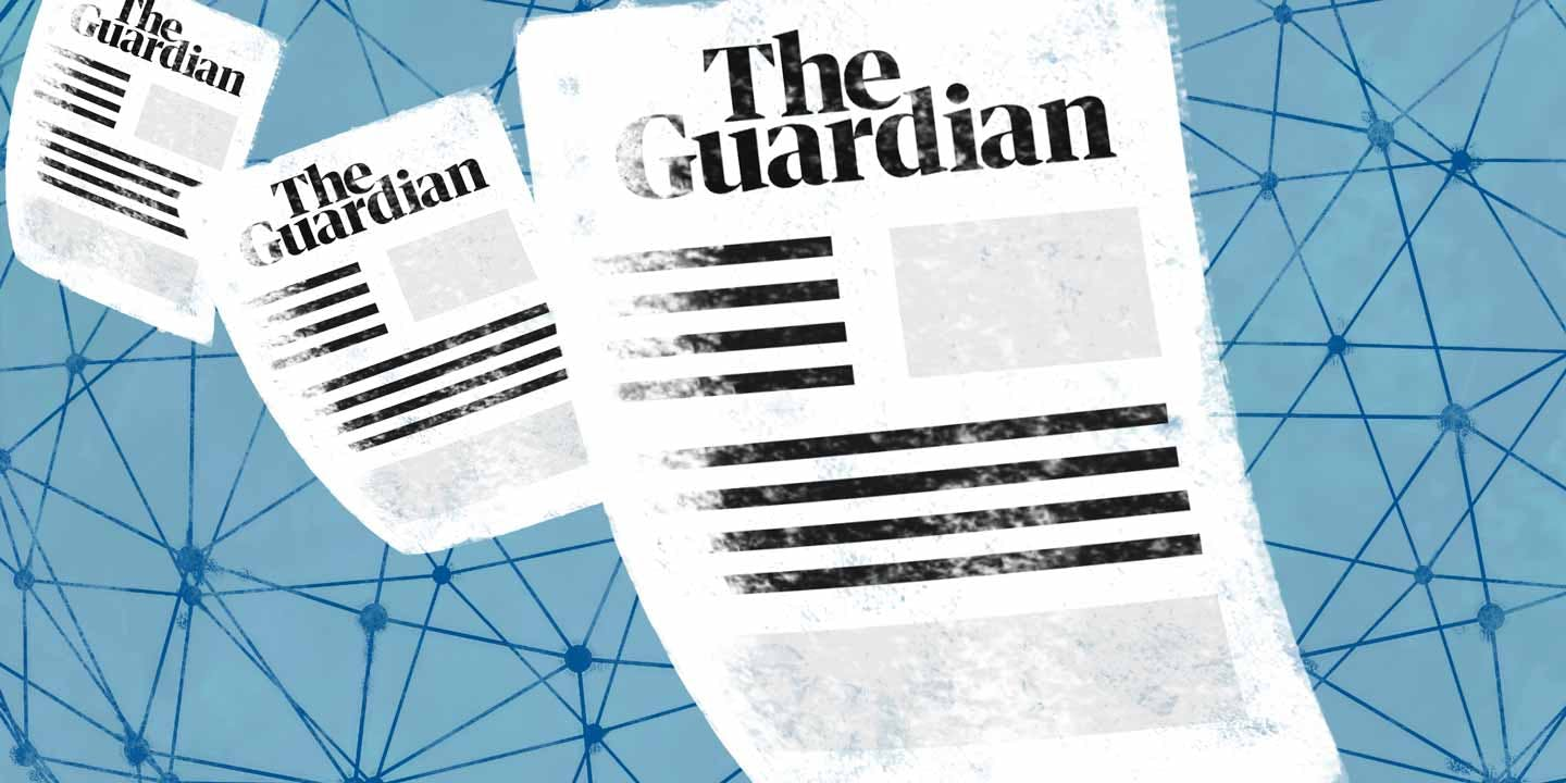 The Guardian: Decentralized Web Or There Will Be No Intermediaries to Connect Us