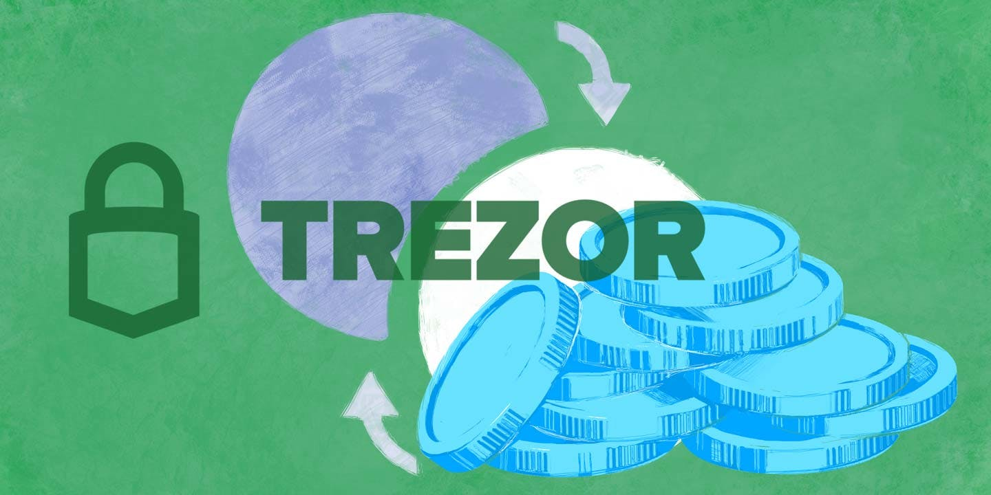 Trezor Wallet Welcomed Third Party Exchanges