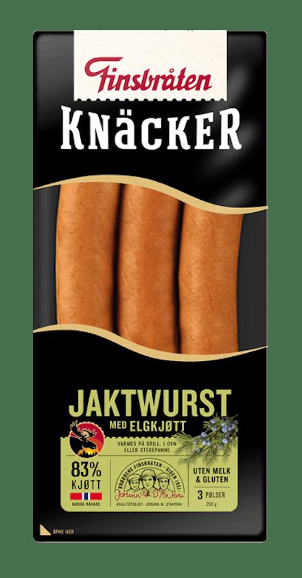 Knäcker Jaktwurst