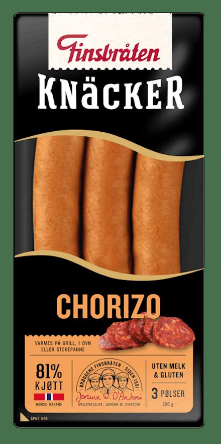 Knäcker Chorizo