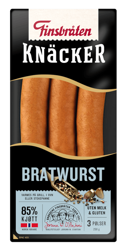 Knäcker Bratwurst