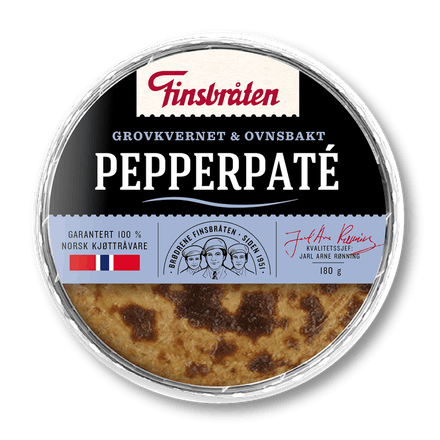 Pepperpaté 180g