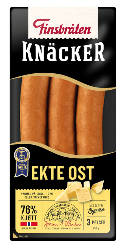 Knäcker Ekte Ost