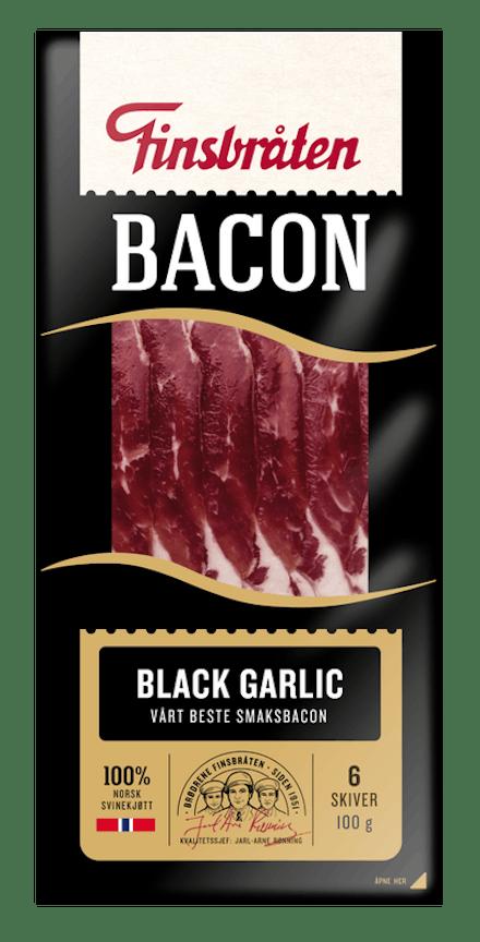 Black Garlic Bacon 100g