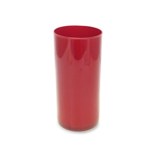 Vaso rosso