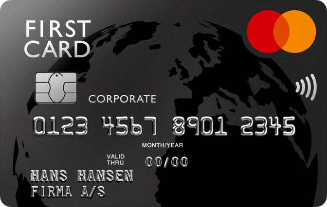 Product, First Card Corporate