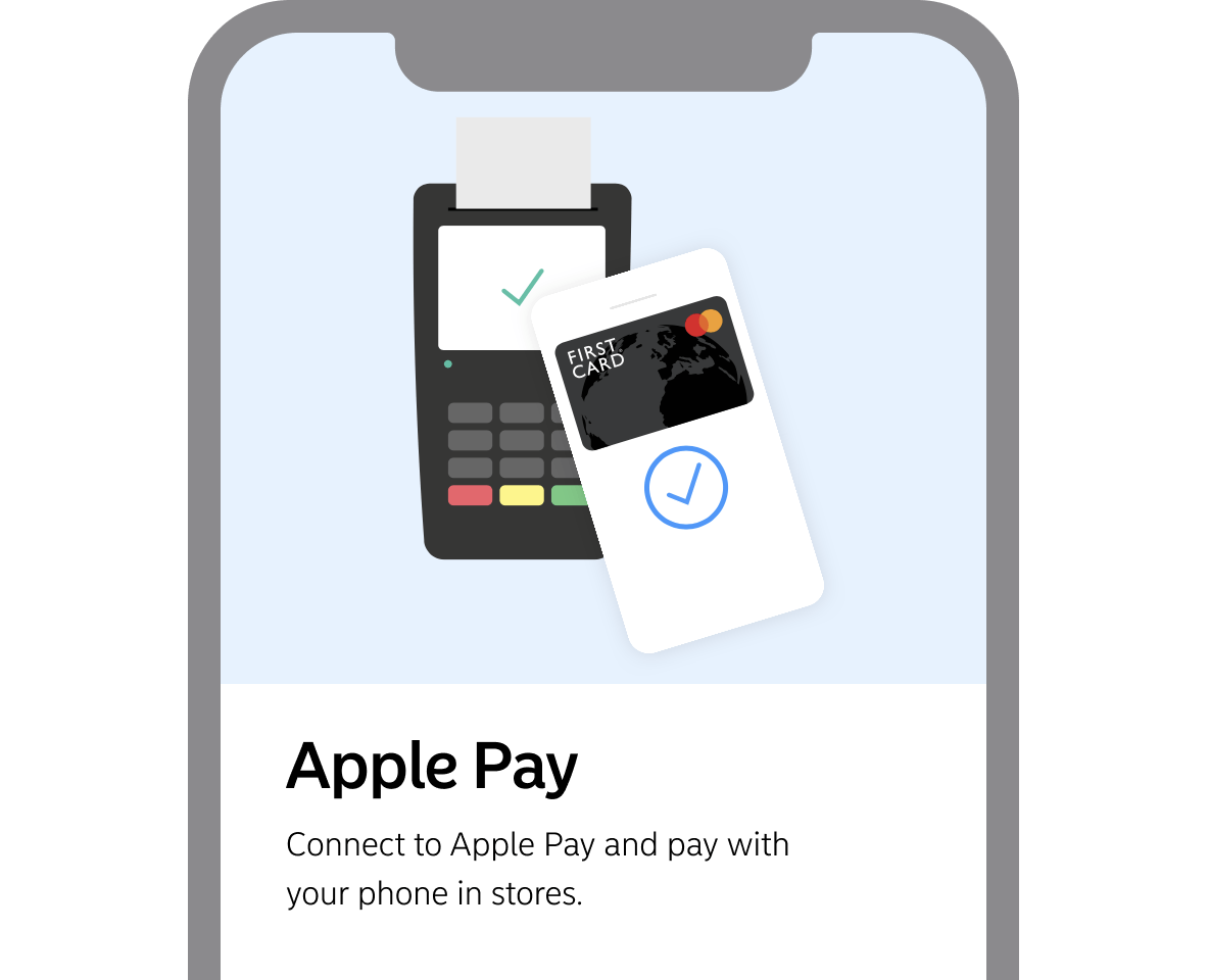 Apple Pay screenshot from app