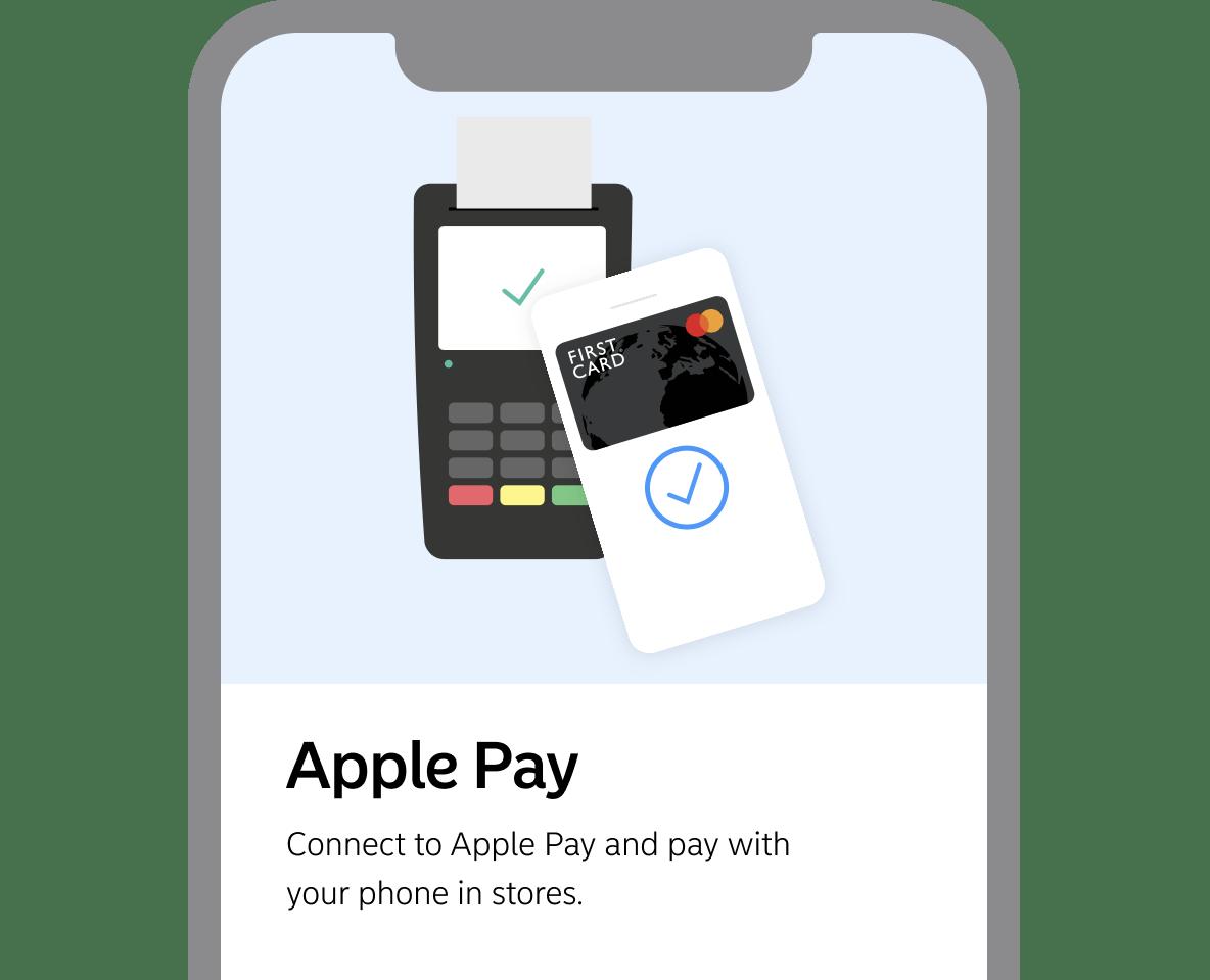 Apple Pay screenshot from app