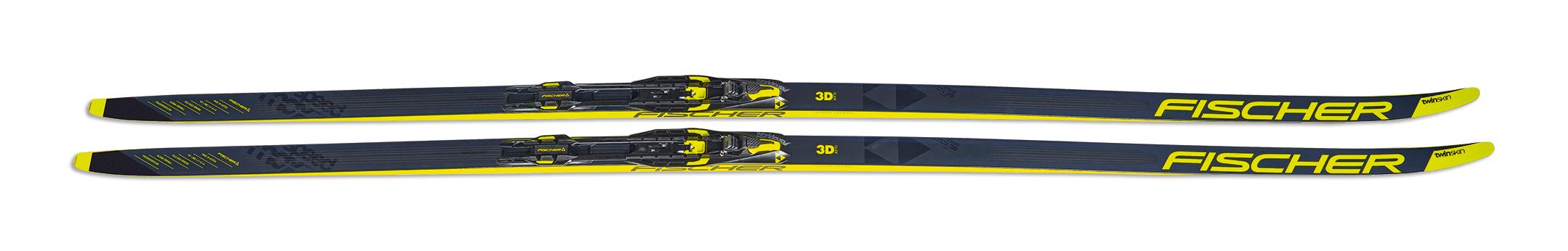 Fischer Nordic Cruiser di sci di fondo impostare il