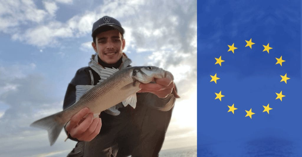 FishFriender is the partner app of the european programme RecFishing