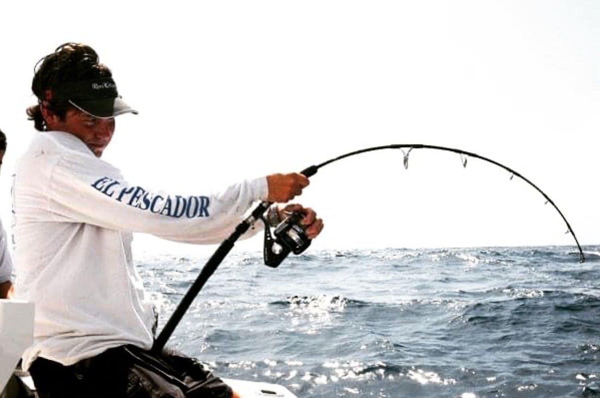 St Barth, c'est aussi de superbes sessions de pêche au Jig