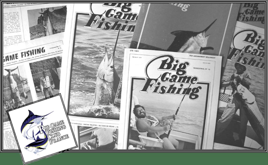 Big Game Fishing Club de France, pêche et éthique