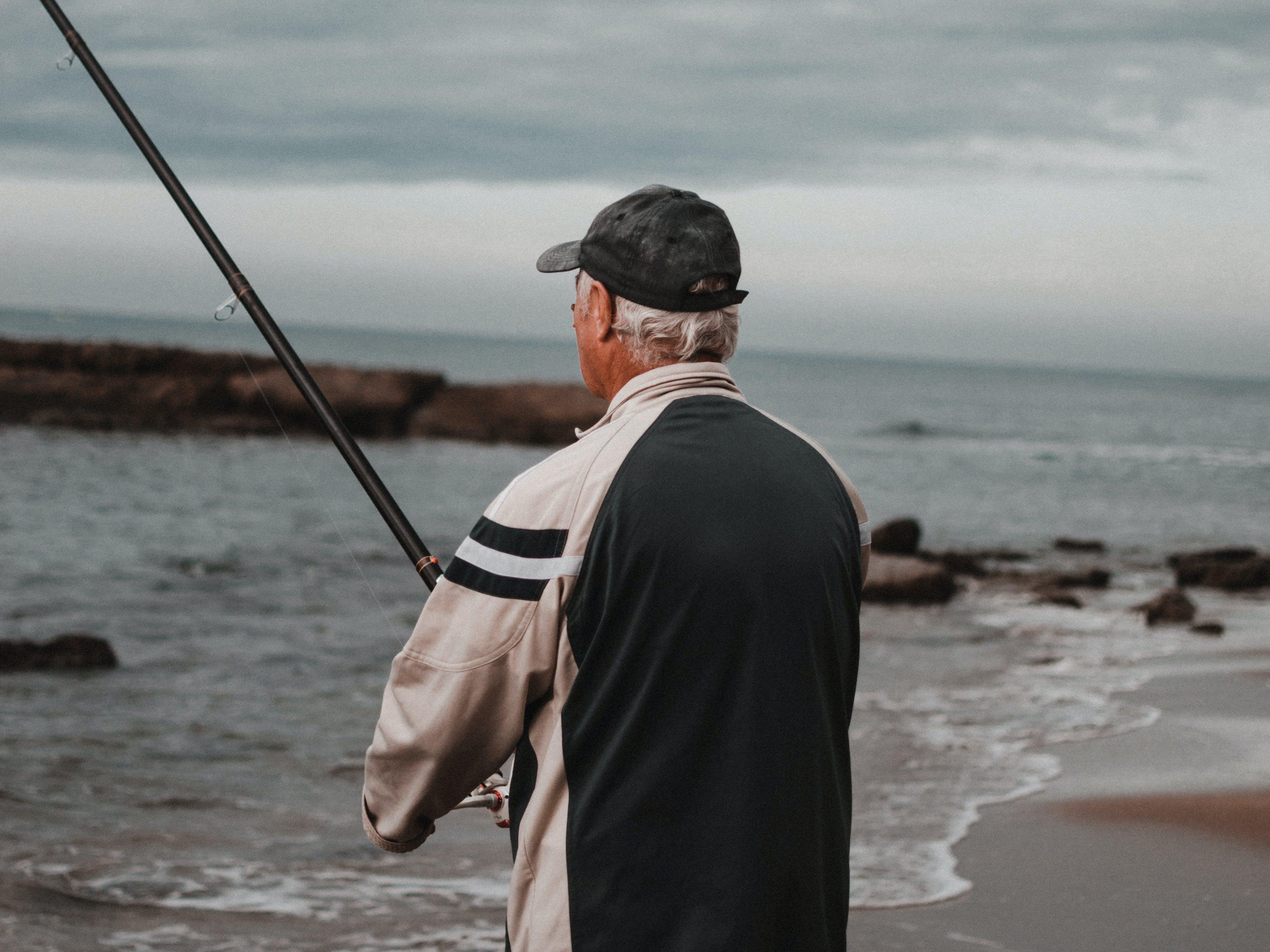 La pratique de la pêche, un loisir adapté aux seniors