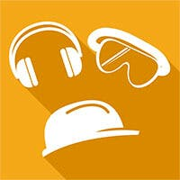 Working Safely Icon