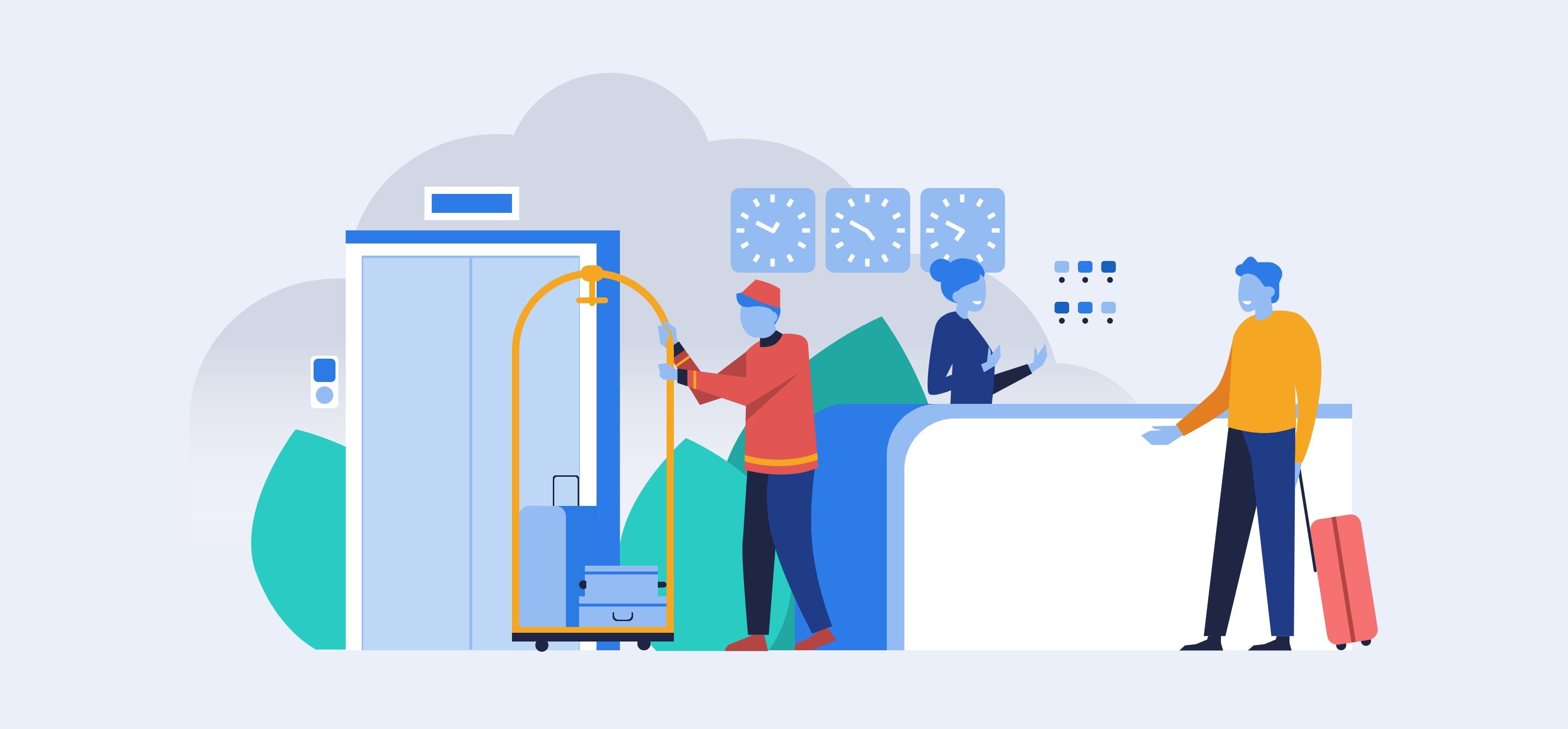 HR Platform for Hotels - flair.hr