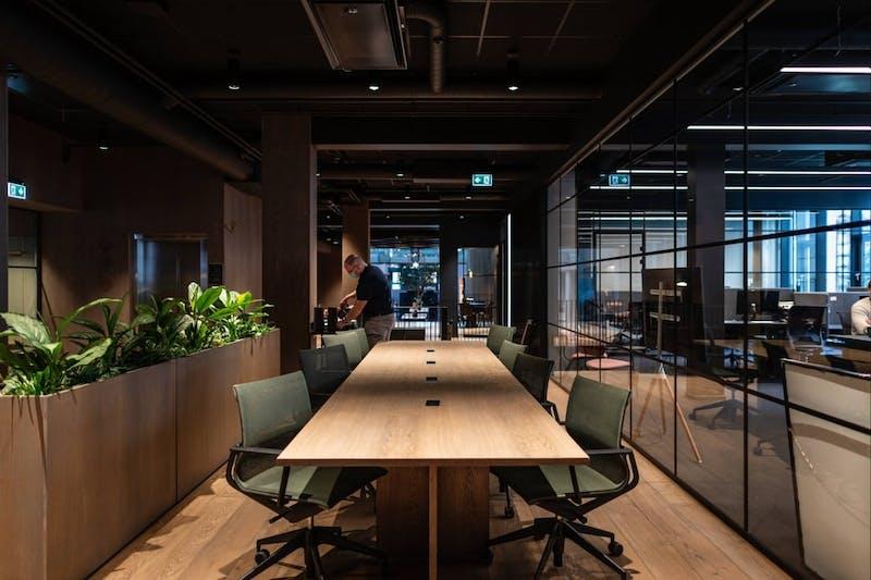 FlexspaceA simpler way to rent office space