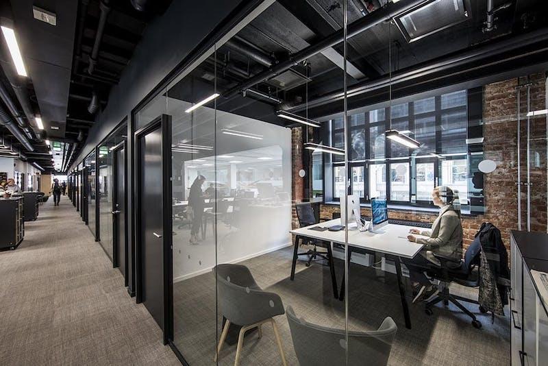 Covid-19 og fleksibilitet på kontoret: 5 gode grunner til å velge fleksible kontorlokaler