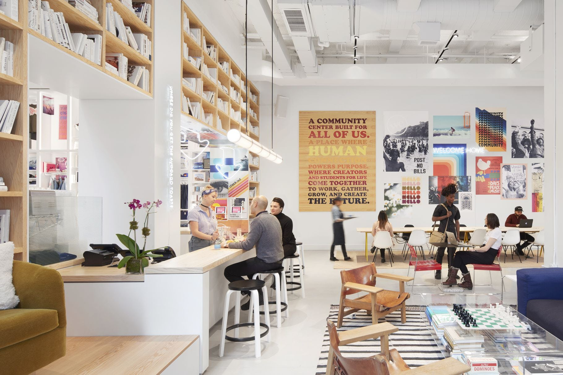 Fleksible kontorer - hvorfor har de blitt så populære?