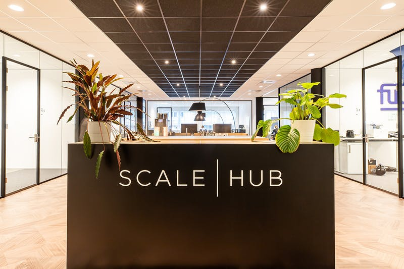 ScaleHub - Flexspace