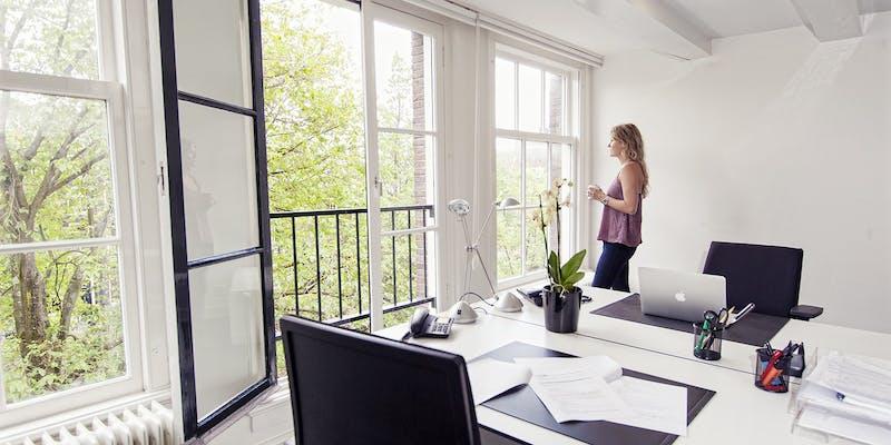 FlexspaceDe gemakkelijkste manier om een kantoorruimte te huren