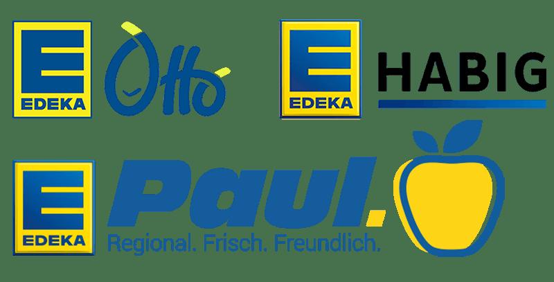 Edeka Logos