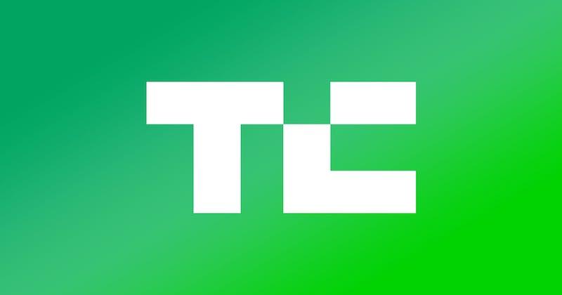 Logo Tech Crunch