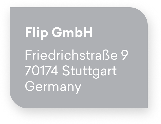 Flip GmbH Adress