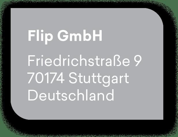Flip GmbH Adresse