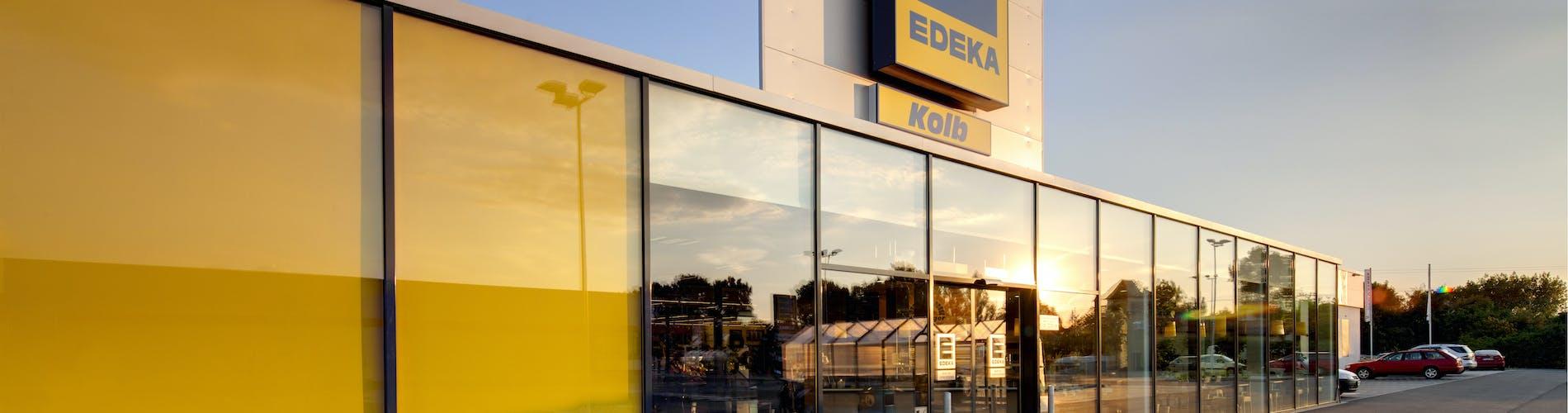 EDEKA store employee app retail