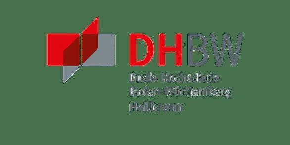 Logo Dual University Baden-Württemberg Heilbronn