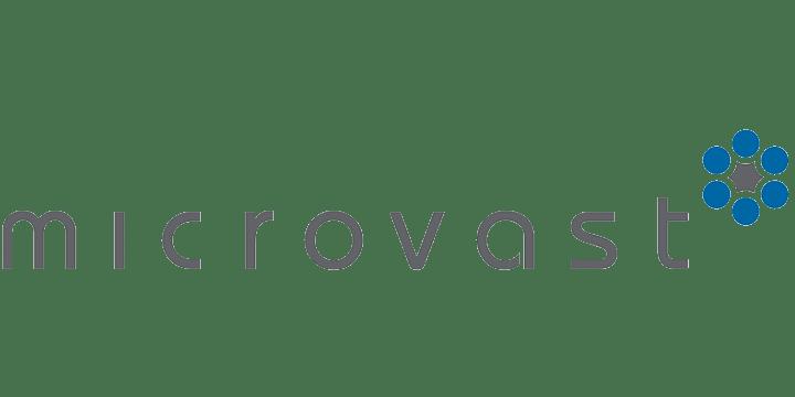 Logo Microvast