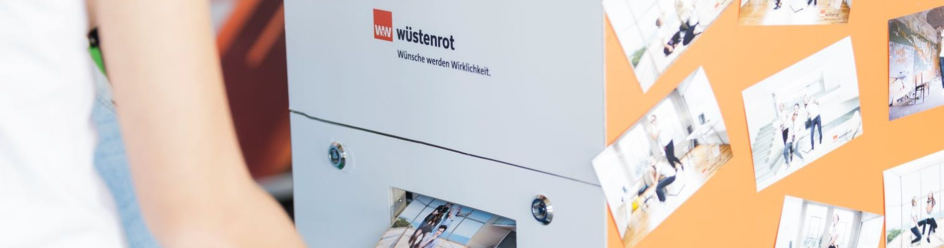 Photo printer wuestenrot employee App insurance