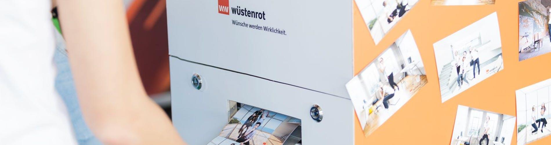 Fotobox Wuestenrot