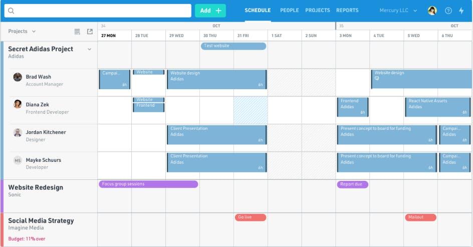 Task Planning Using Float