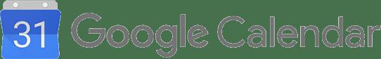 Google Calendar integration logo