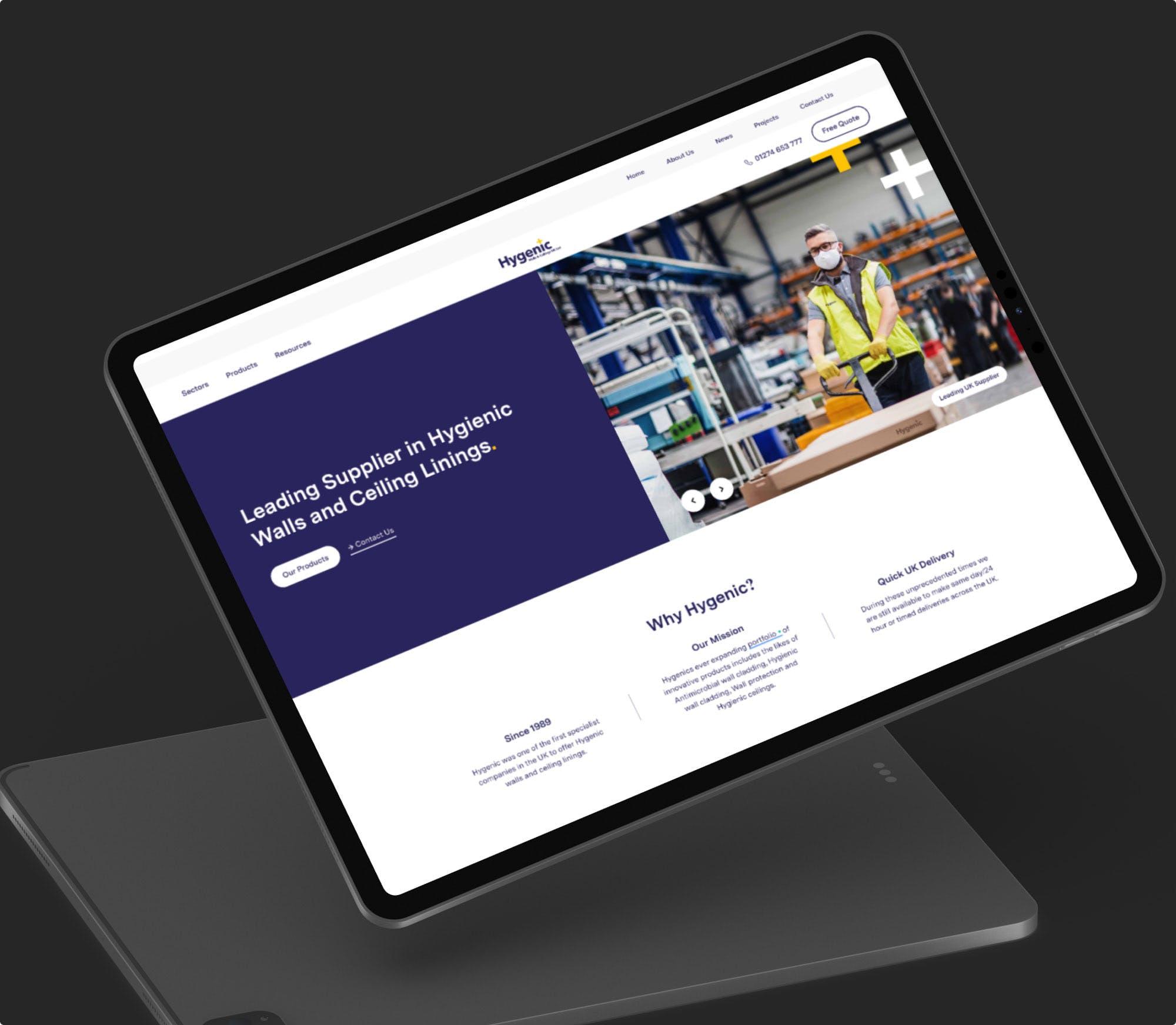 headless website development agency