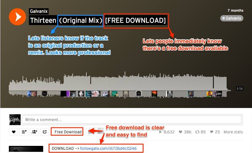 6 Simple Ways To Get More Soundcloud Plays Followgate Blog