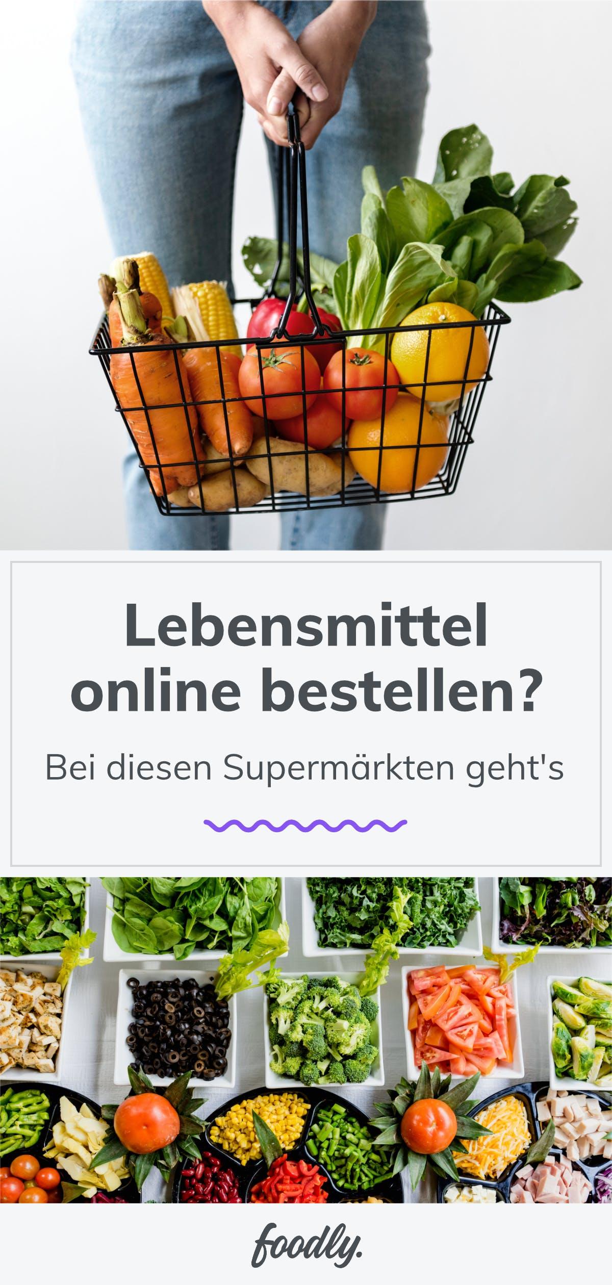 Die besten Online Supermärkte 8 im Vergleich – Foodly