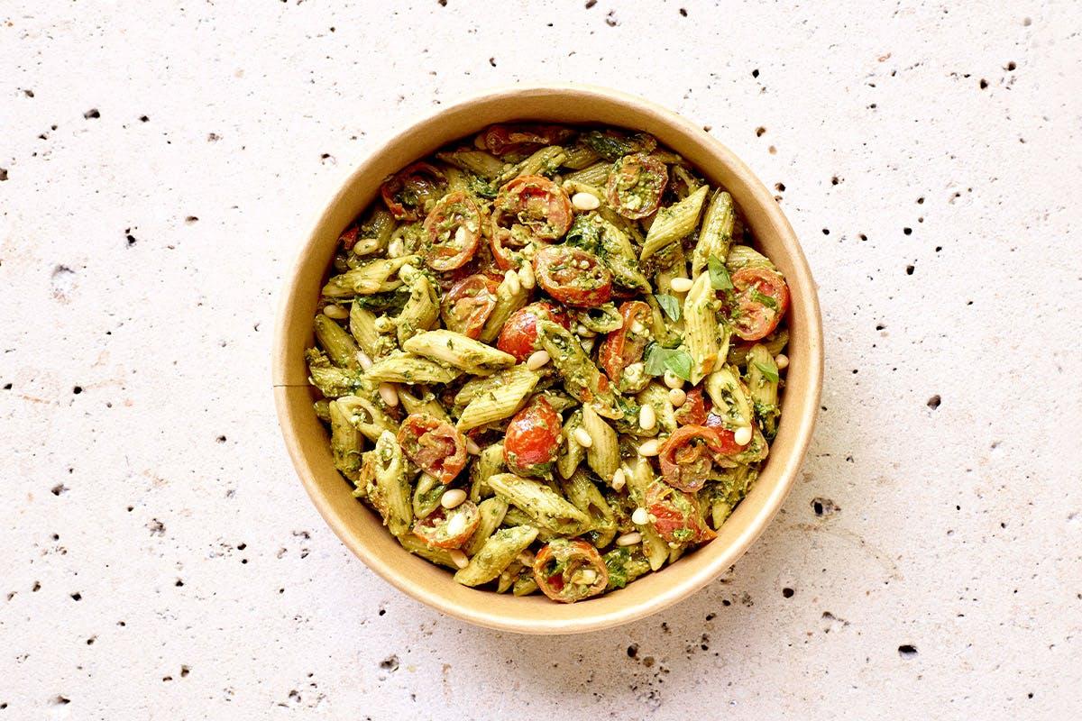 Grain Bowl Penne Pesto