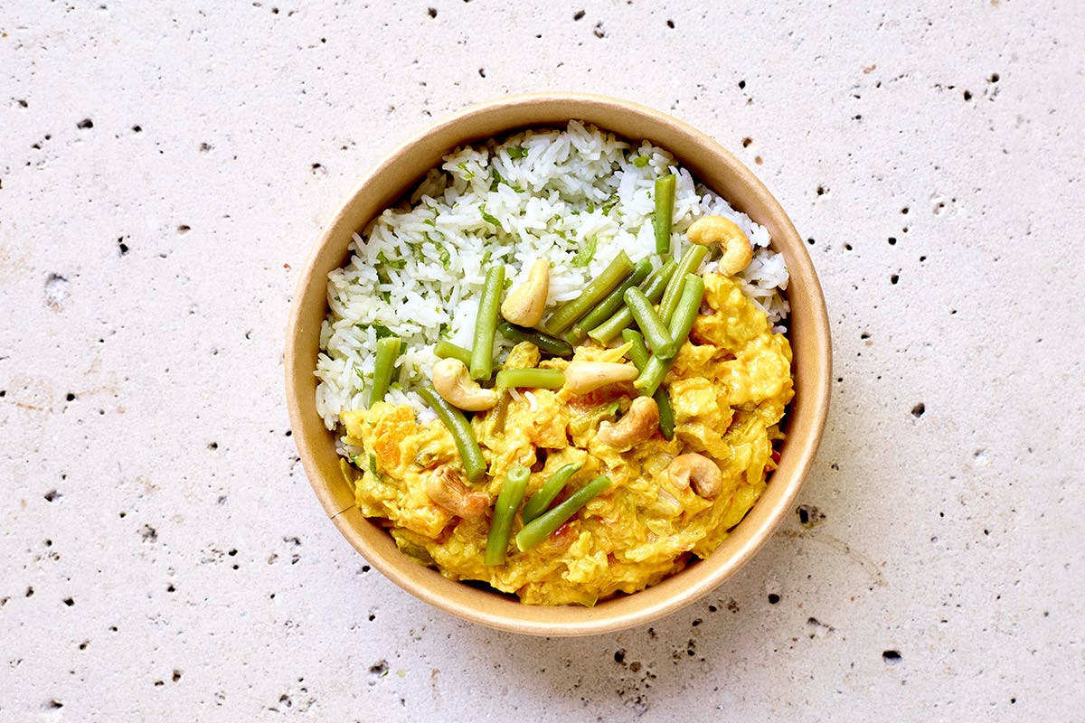 Hot Bowl Indian Curry