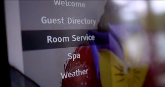 Hotel TV Information channel