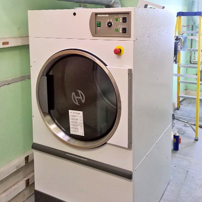 Old laundry Huebsch machine