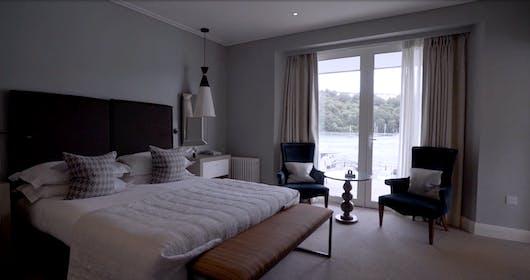 Dart Marina Hotel Room, Devon, Dartmouth