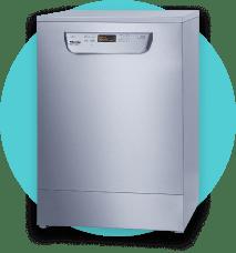Dishwashers Circular Icon