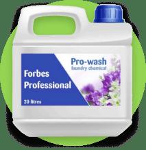 Detergents & Auto Dosing Circular Icon