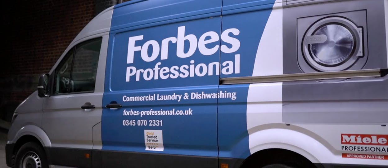 Forbes Professional Van