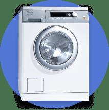 Domestic Laundry Solutions Circular Icon