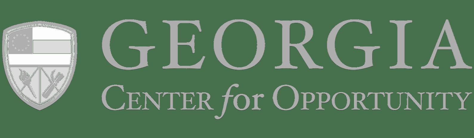 Georgia Center for Opportunity logo