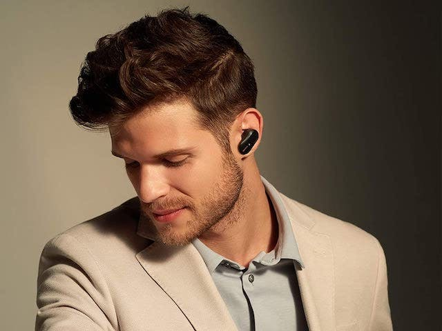 sony wf-1000xm3 noise canceling wireless earbuds